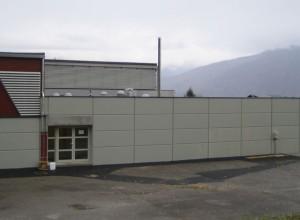 Rénovation du Gymnase de ST-PIERRE D'ALBIGNY