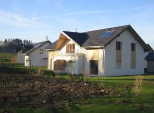 DOMAINE du CHAIS - 8 maisons groupées et 2 maisons individuelles