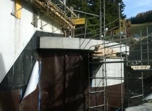 CONSTRUCTION d'un RESERVOIRE 300 + 500M3
