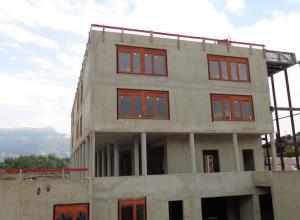 Construction d'un établissement d'hébergement pour personnes âgées dépendantes (E.H.P.A.D.)