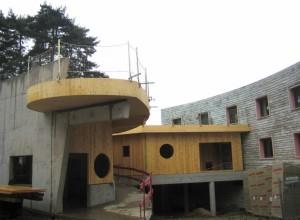 Foyer Départemental de l'Enfance, extension